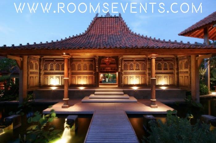 Inspirasi Teras Rumah Ala Limasan Jawa