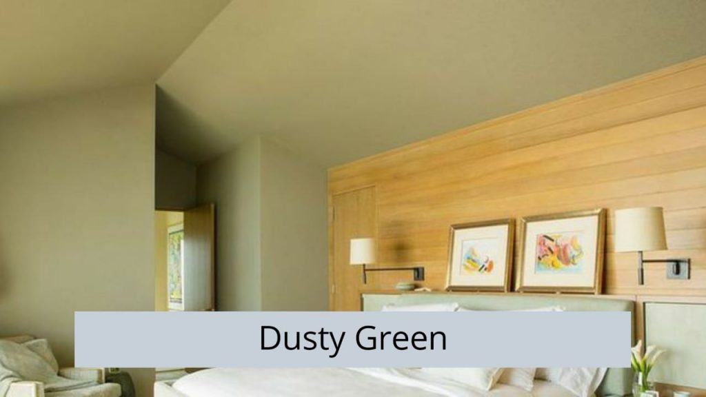 Olive, Hunter, Dusty Green