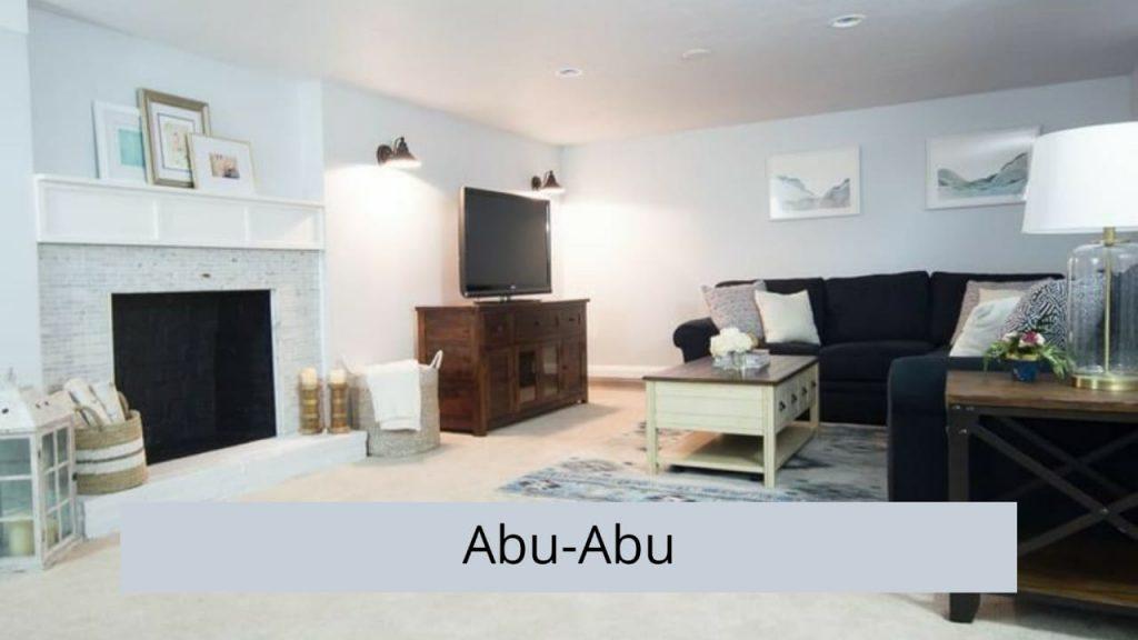 Warna Abu-Abu