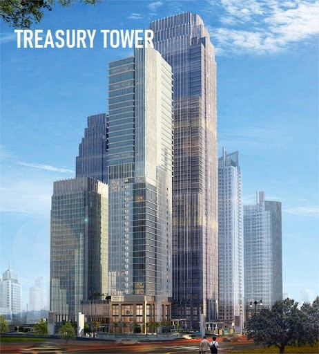 Treasury Tower